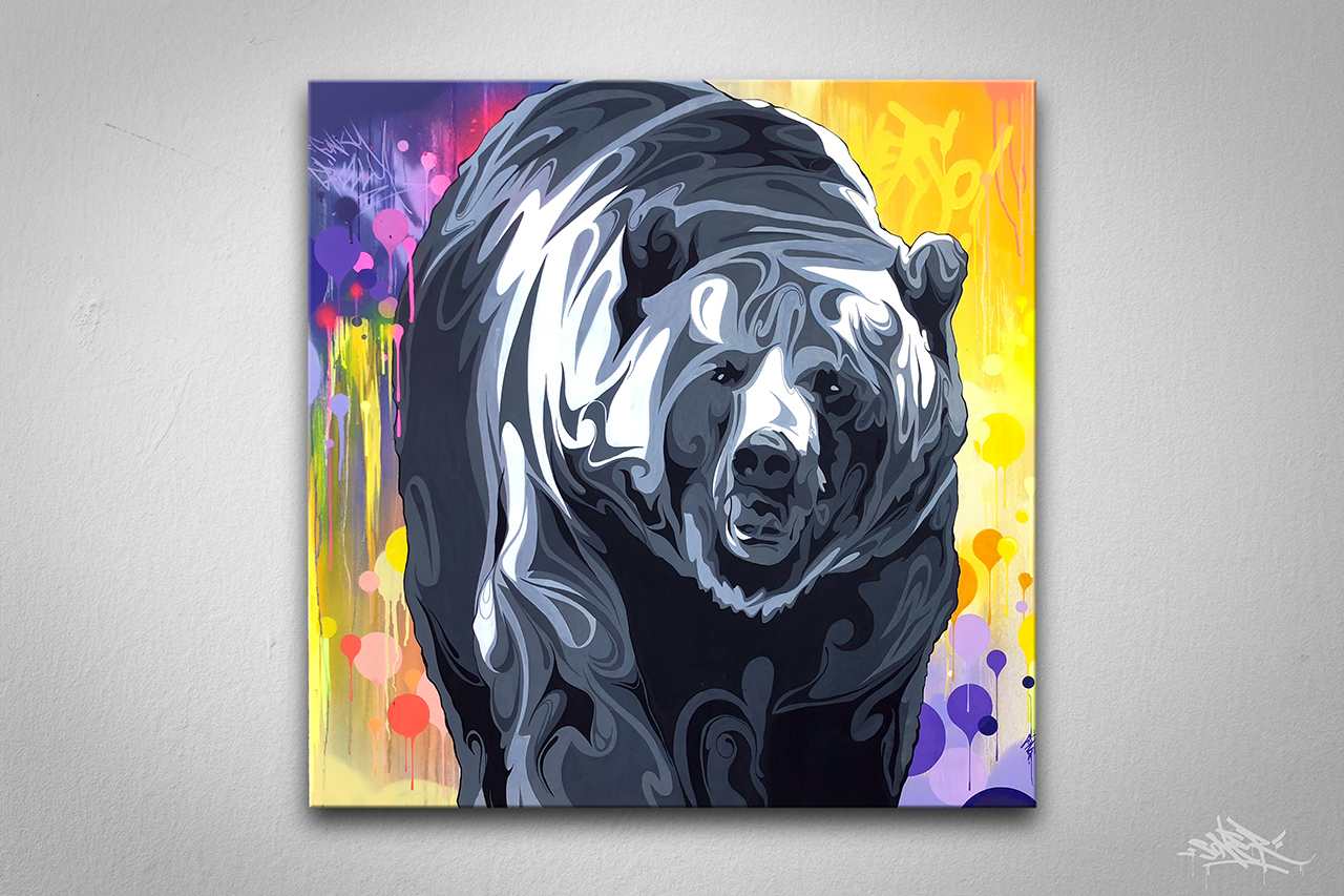 Funky Grizzly